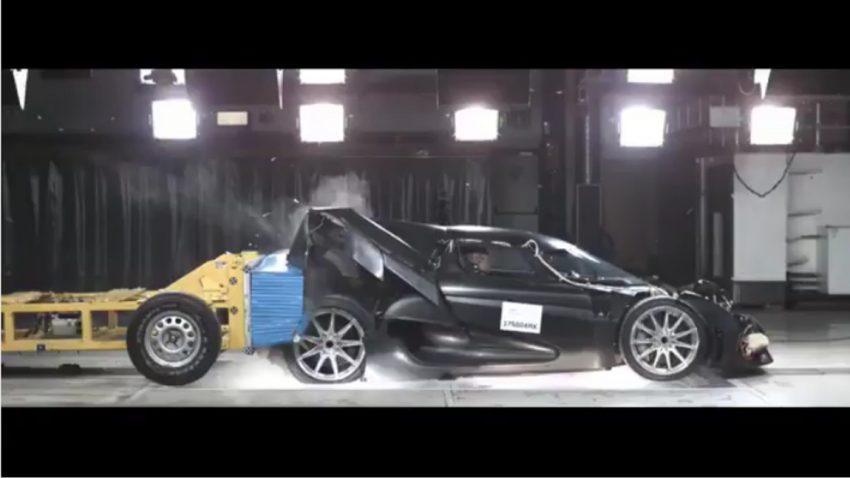 Wie Koenigsegg seine unbezahlbaren Supercars Crash-testet