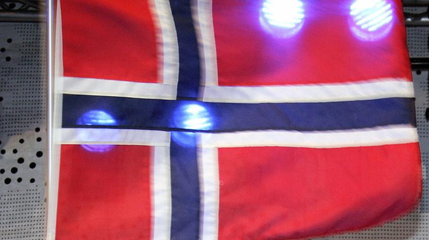 norwegen flagge