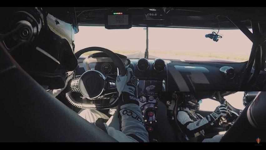 457,9 km/h: Der Koenigsegg Agera RS war das schnellste straßenzugelassene Serienauto der Welt