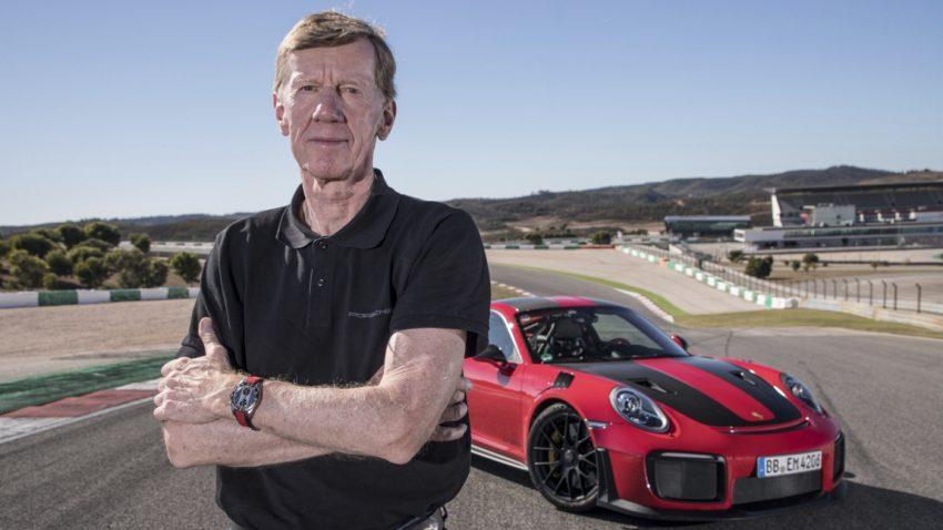 Walter Röhrl: Ein Viertel Jahrhundert Porsche