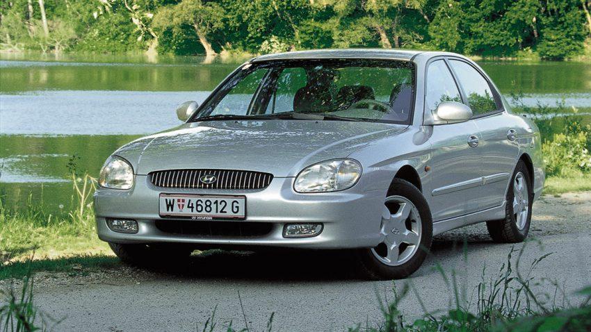 Hyundai Sonata V6 GLS: Luxus wie du und ich