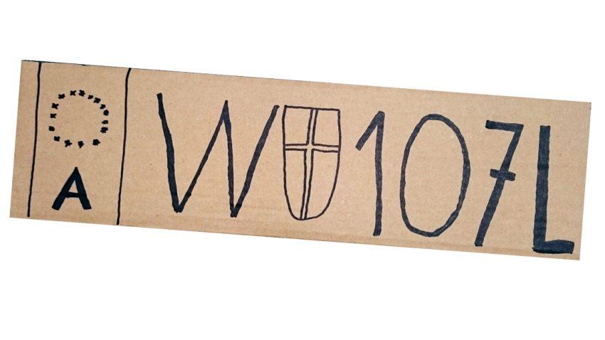 Autokennzeichen: 6 No-Gos
