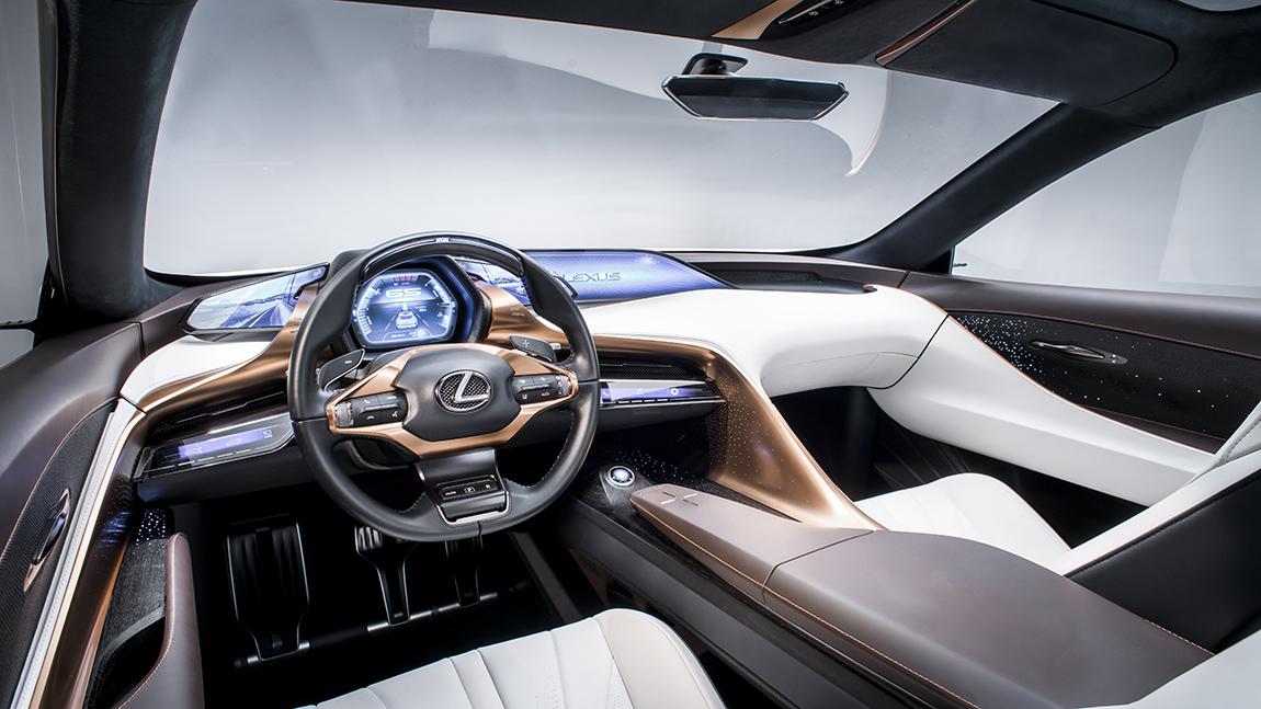 Lexus LF-1 Limitless Studie Crossover SUV