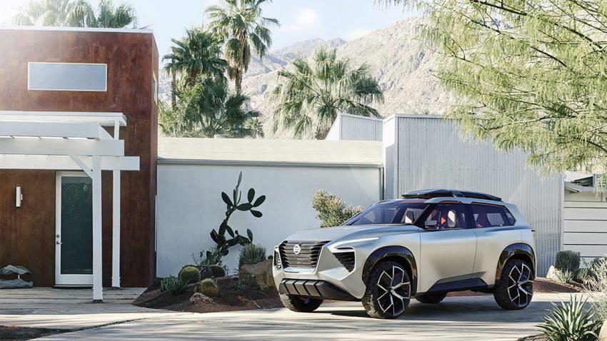 Nissan Xmotion Konzept NAIAS Detroit