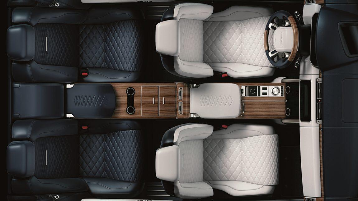 Land Rover Range Rover SV Coupe Innenraum