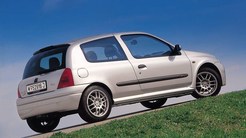Renault Sport Clio: Blockbuster