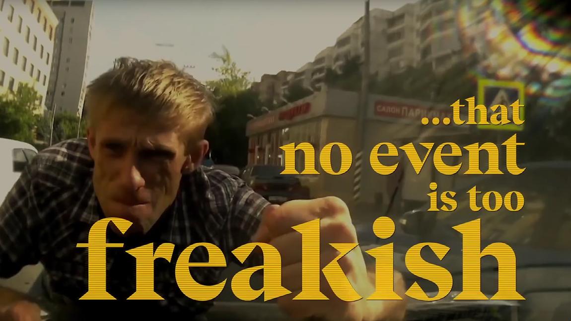 The Road Movie Russische Dashcam Videos Kinofilm