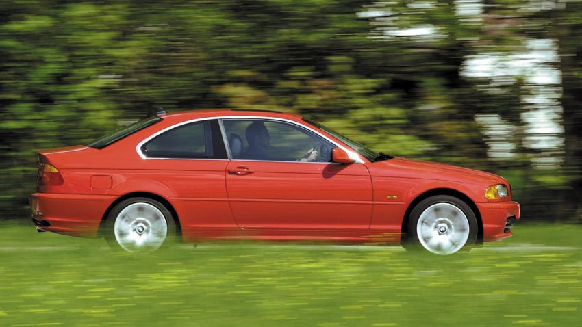 BMW 330Ci und 330xi: Sechs mal X