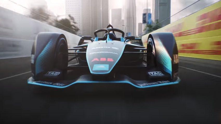 Das ist das Formel E-Auto der Zukunft