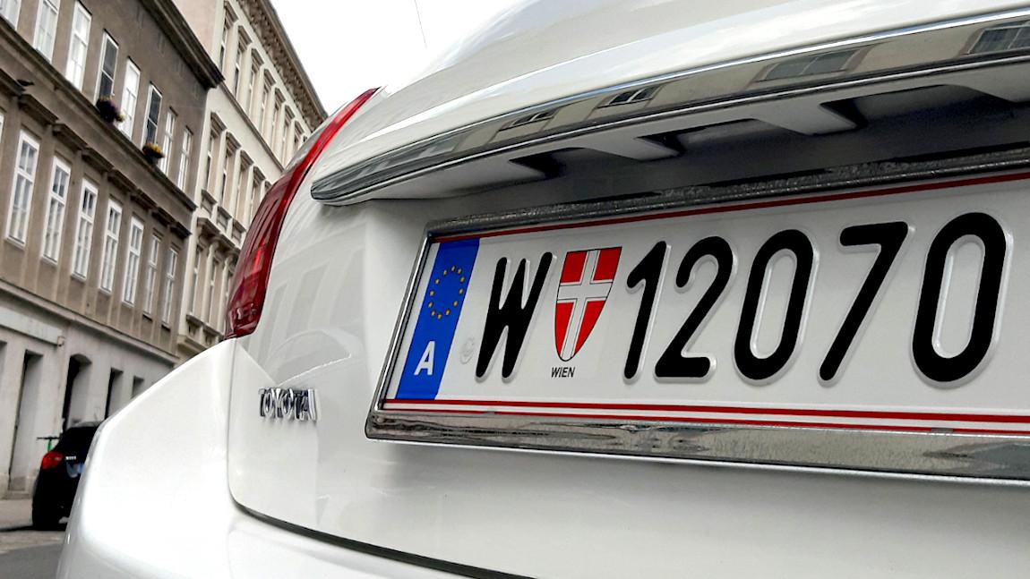 Auto-Kennzeichen in Österreich: Infos & Wissenswertes