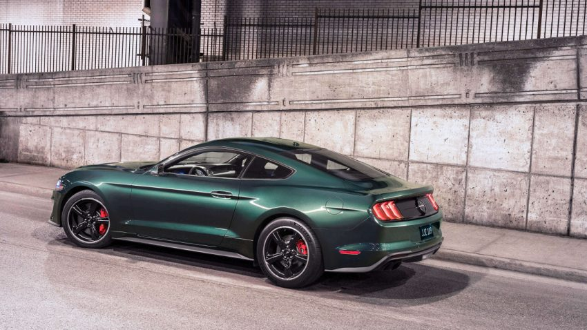 """Eine Viertelmillion Euro für den ersten """"neuen"""" Mustang Bullitt"""