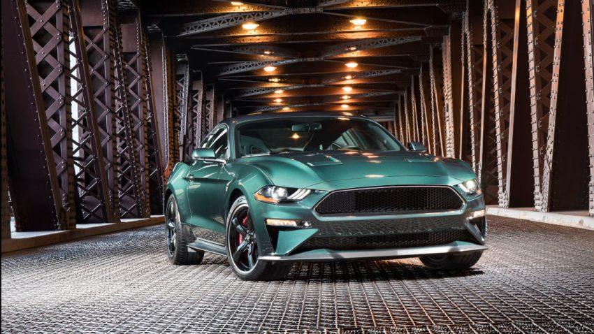 Mustang Bullitt: Fords Hommage an Steve McQueens Kult-Klassiker