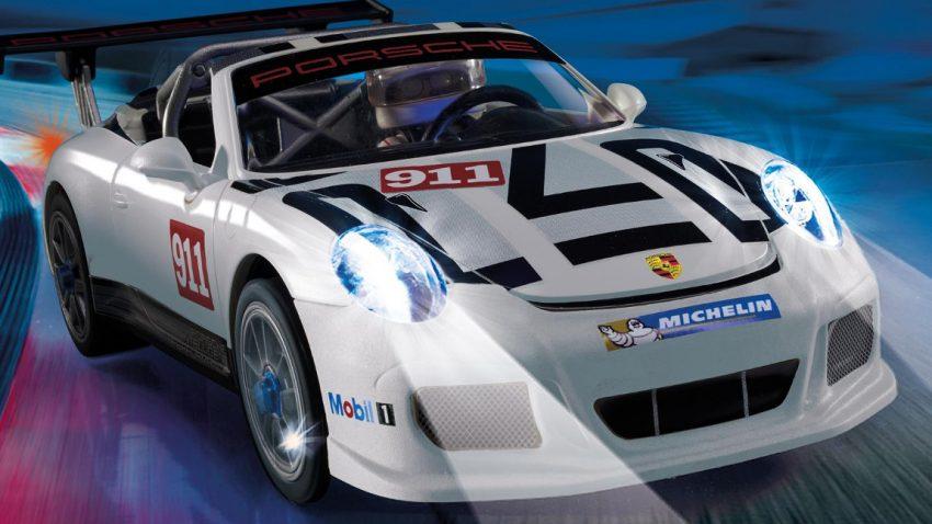 Porsche 911 GT3 für's Wohnzimmer