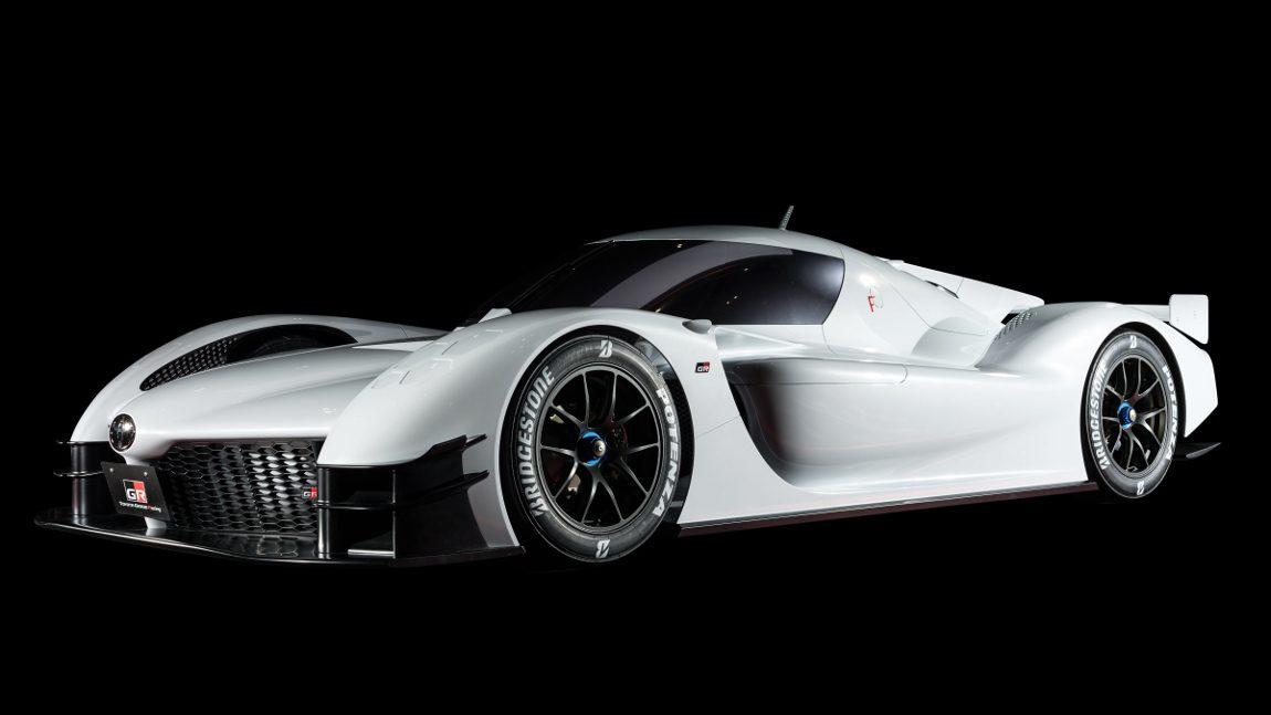 Toyota GR Super Sport Concept: 1.000 PS für die Straße