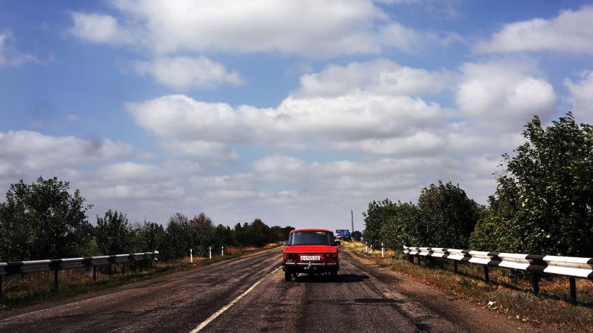 Autofahren in der Ukraine: Das ist zu beachten
