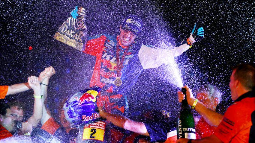 Matthias Walkner - Vom Motocross-Weltmeister zum Dakar-Sieger