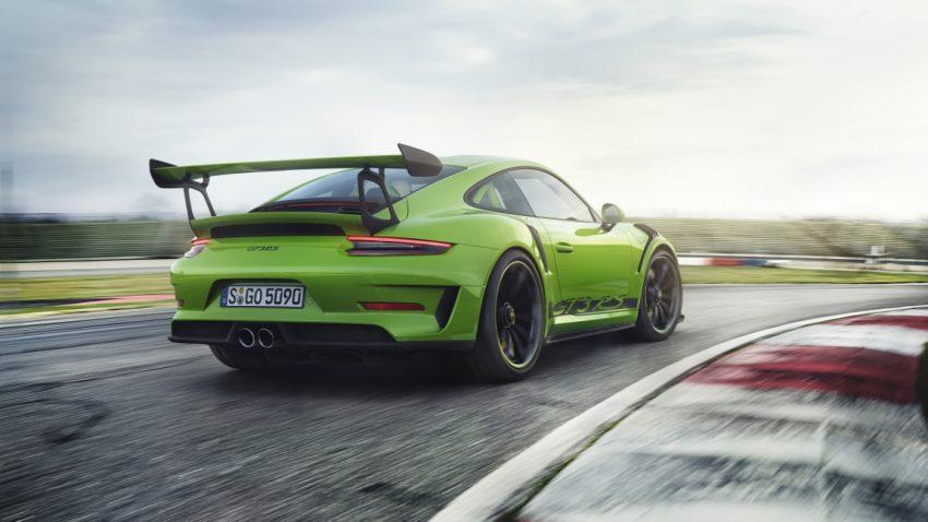 Porsche 911 GT3 RS: Einen hab ich noch