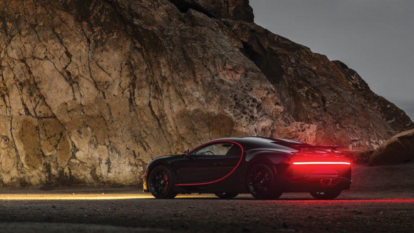 Meet Number One: Dieser Bugatti Chiron wurde für 3,77 Millionen Dollar verkauft