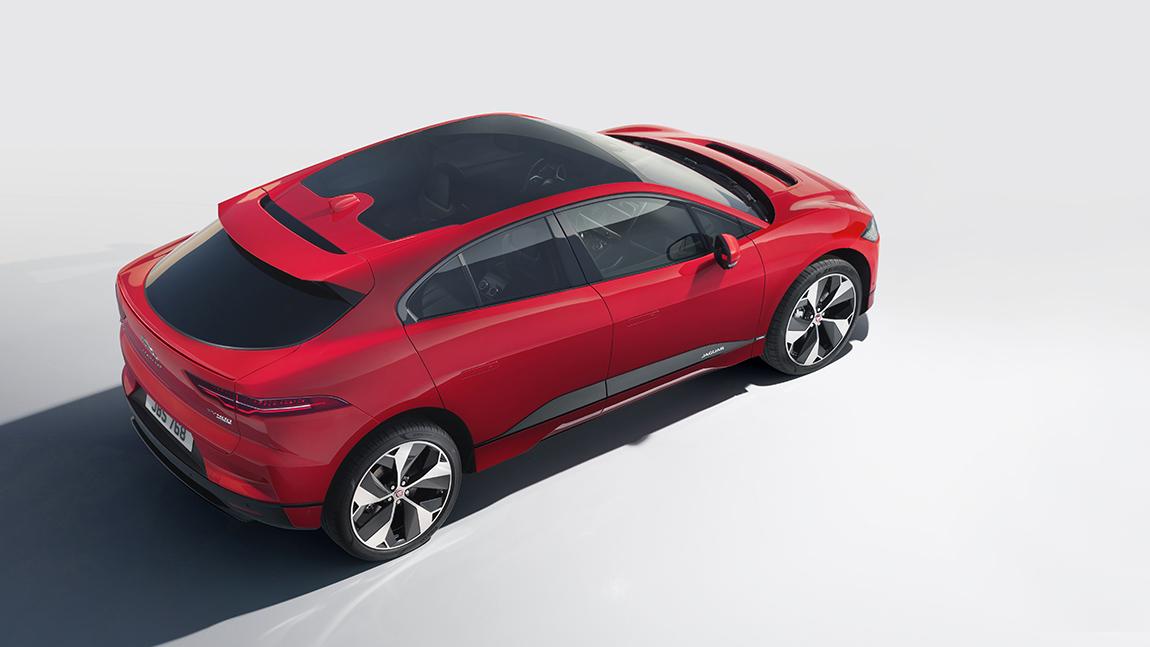 Jaguar I-Pace Weltpremiere Elektroauto Elektro-SUV