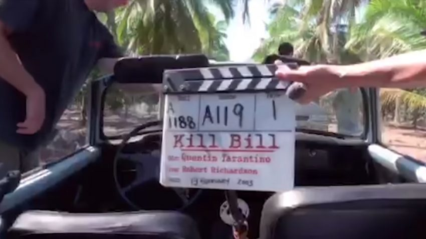 Kill Bill: Der Stuntunfall von Uma Thurman