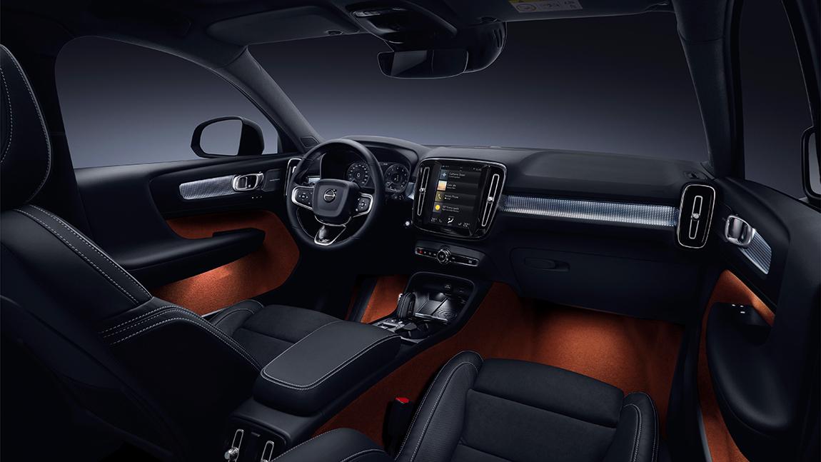 Volvo XC40 Interieur Innenraum