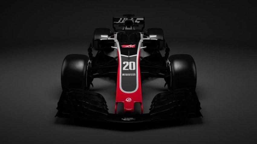 Der Halo ist da: Haas präsentierte Boliden für kommende Formel 1-Saison