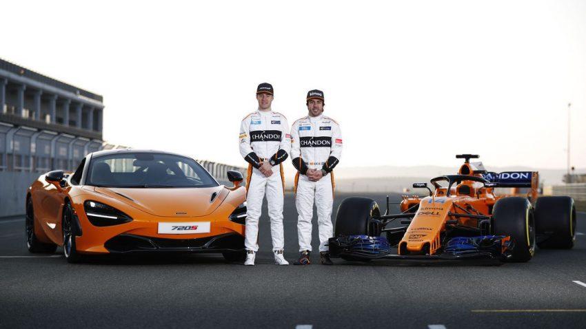 Formel 1: McLaren setzt 2018 auf Papaya statt Honda