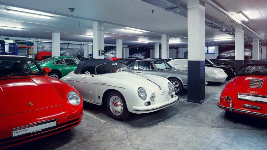Porsche druckt seltene Ersatzteile jetzt einfach aus