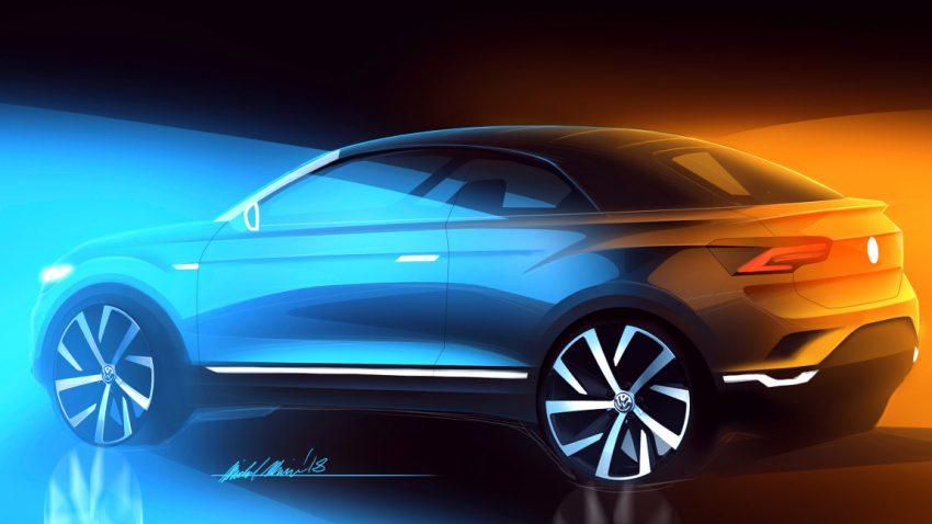 """""""Hochemotional"""": Der VW T-Roc wird zum SUV-Cabrio"""