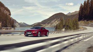 Lexus LC500h COTY Auto des JAhres Sportwagen
