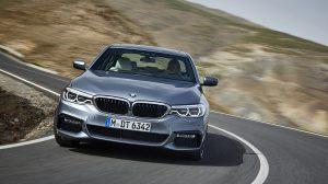 BMW 5er Auto des Jahres COTY
