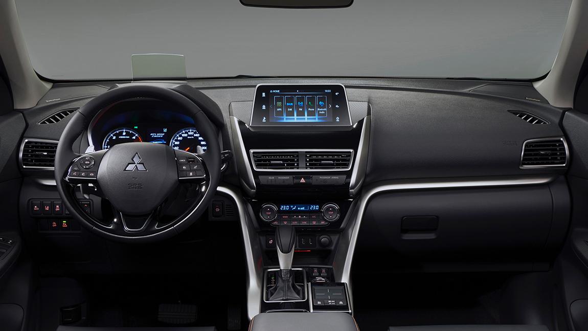 Mitsubishi Eclipse Cross COTY Auto des Jahres