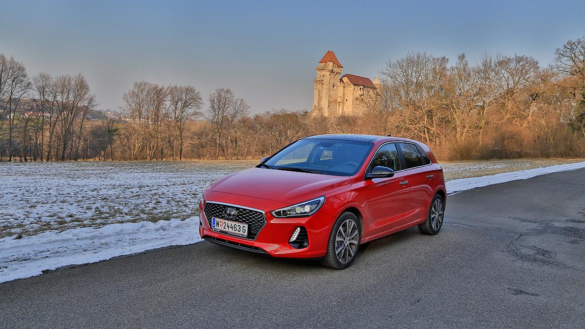 Hyundai i30 COTY auto des Jahres