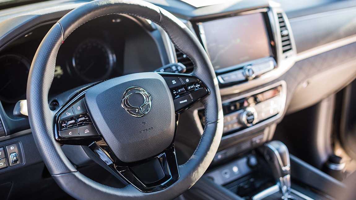 SsangYong Rexton COTY Auto des Jahres