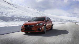 Subaru Impreza COTY Auto des Jahres