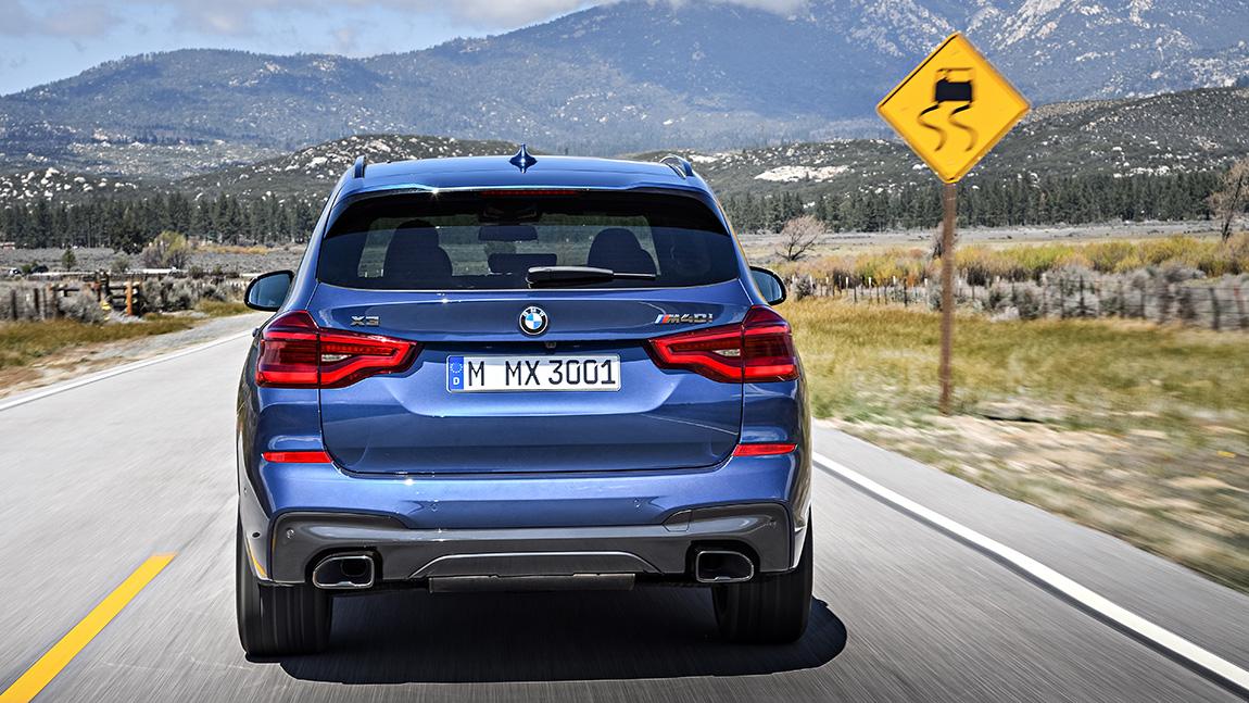 BMW X3 SUV Auto des Jahres COTY