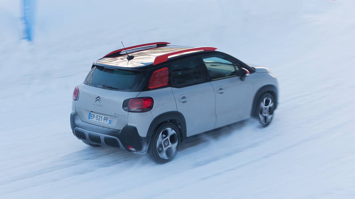 Citroën C3 Aircross Auto des Jahres COTY