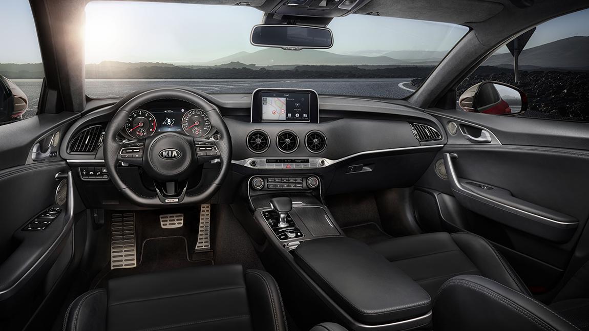 Kia Stinger COTY Auto des Jahres