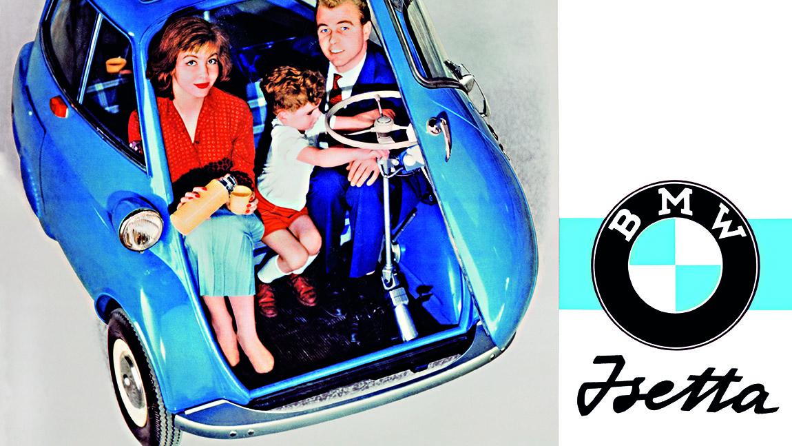 BMW Isetta Werbung