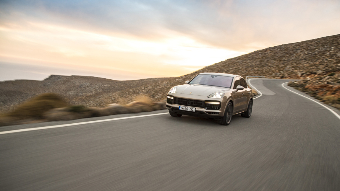 Porsche Cayenne SUV COTY Auto des Jahres