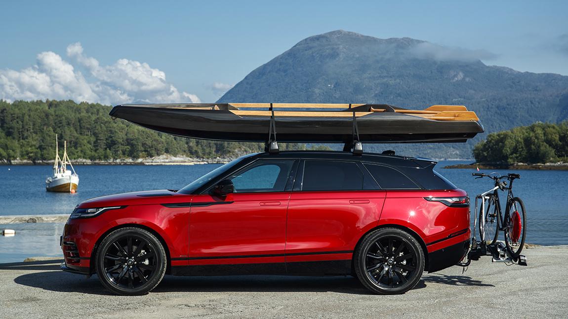 Range Rover Velar COTY Auto des Jahres SUV