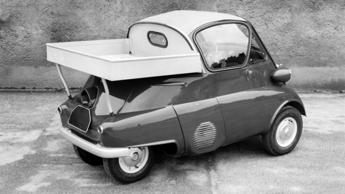 BMW Isetta Pickup