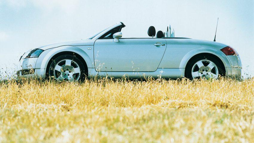 Audi TT Roadster: Tausend Takte Tanz