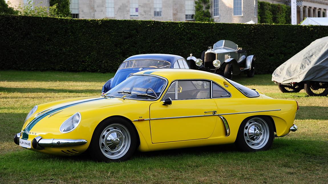 Renault Alpine A108