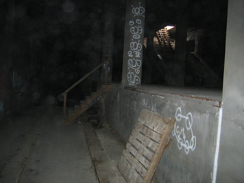 Cincinnati Subway Ubahn