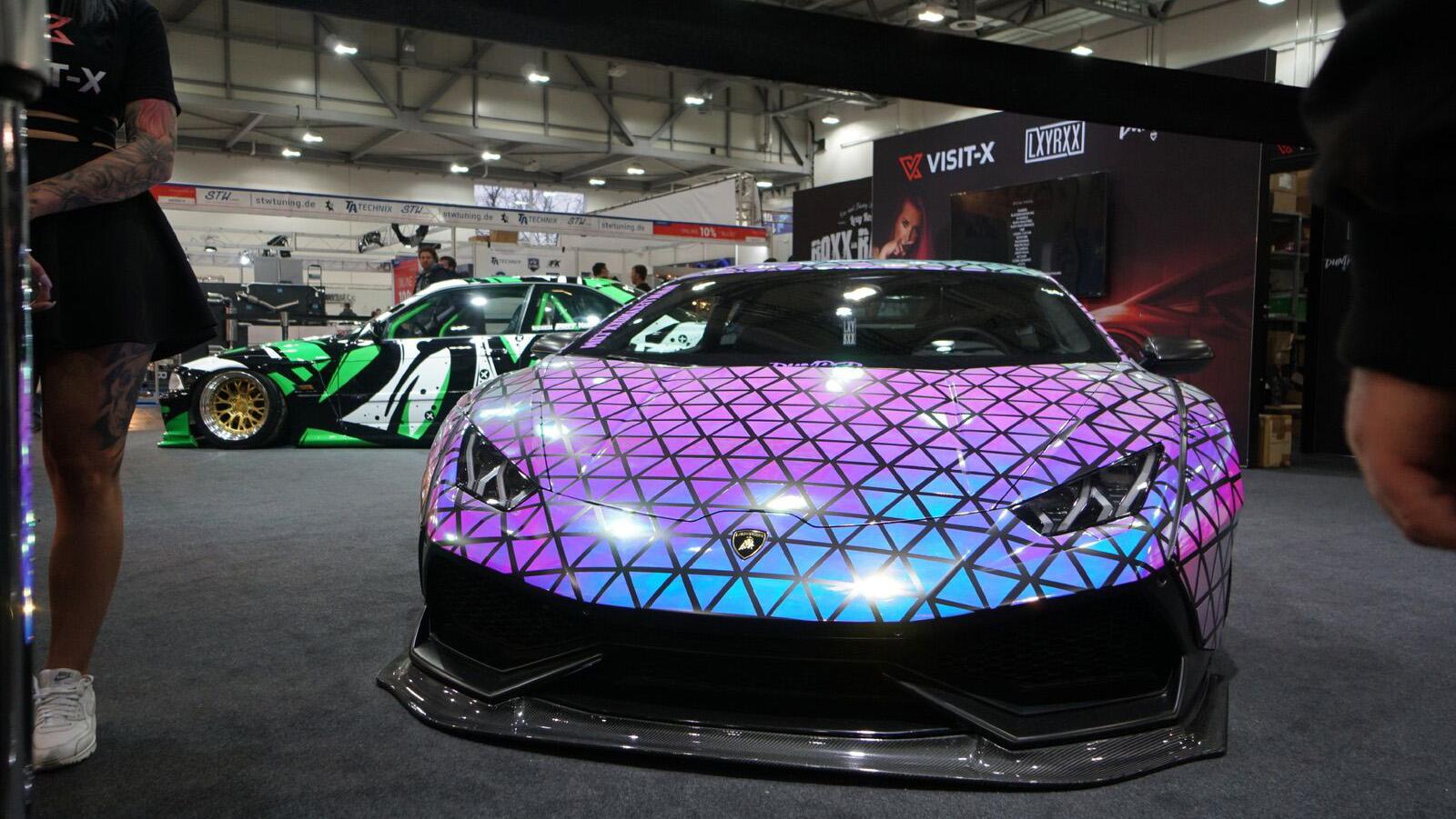Essen Motorshow 2017 Lexy Roxx