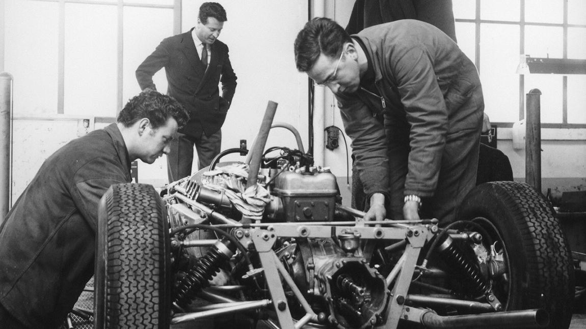 Jean Rédélé Alpine Renault