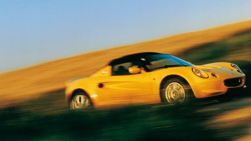 Lotus Elise 111 S: Das höchste persönliche Autofahren