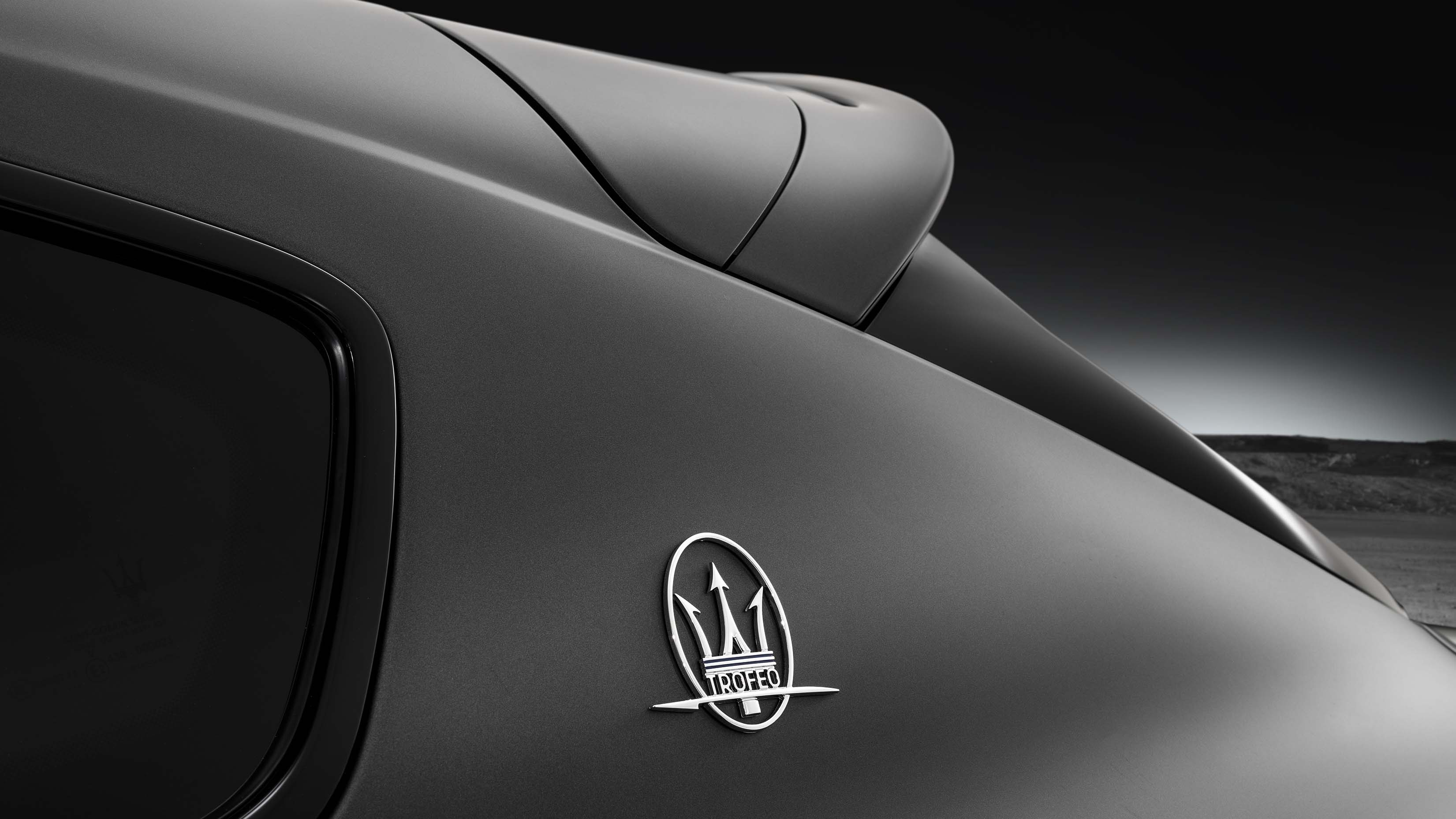 Maserati Levante Trofeo NYIAS