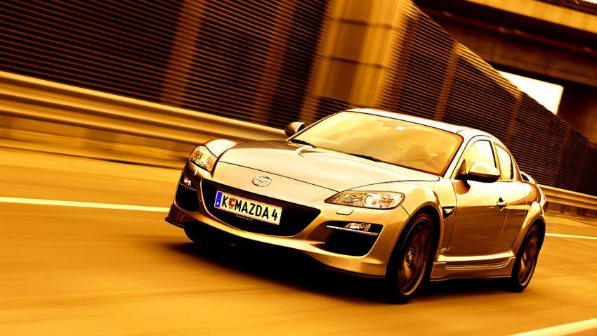 Mazda RX-8: Der Zen-Zylinder